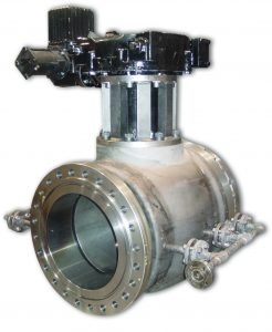 Coking Isolation Valves |