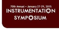 Instrumentation Symposium Logo