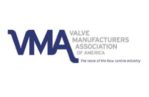 VMA, Valve Manufacturers Association of America logo.