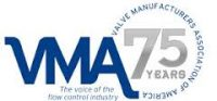 VMA Valve Manufacturers Association 75 Years Logo