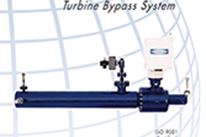 Turbine Bypass System Brochure Cover