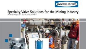 Mining & Minerals Brochure cover
