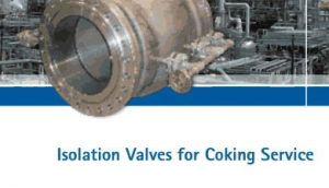 Valves for Coking Service cover