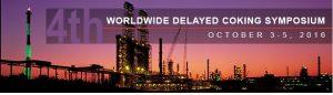 Worldwide Delayed Coking Symposium Banner