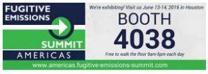 Fugitive Emissions Summit Logo 2 Booth 4038