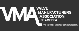 Valve Manufacturers Association of America Black and White Logo