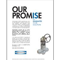 A Delamination Guranty for IsoTech Parallel slide gate valves.